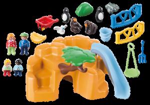 ZOO (1.2.3) 9377 Playmobil Playmobil