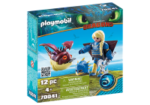 Astrid a Trnožrout 70041 Playmobil Playmobil