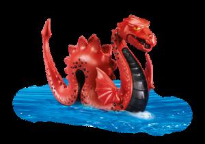 Červená Nessie 7948
