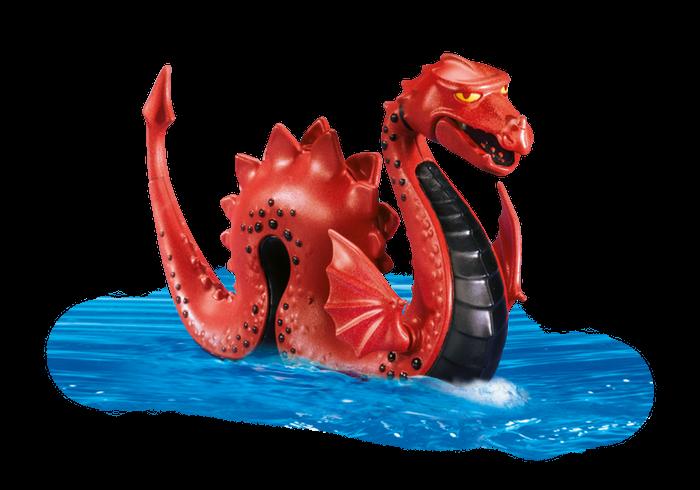 Červená Nessie 7948 Playmobil Playmobil