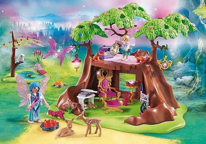 Dům lesních víl 70001 Playmobil Playmobil