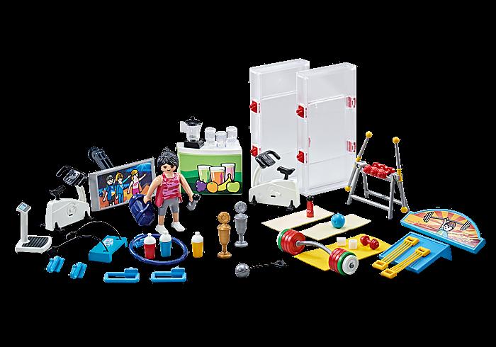 Fitness studio 9846 Playmobil Playmobil