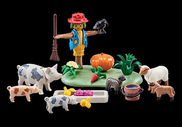 Flekatá prasata a ovce 9832 Playmobil Playmobil
