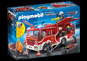 Hasičské auto se stříkačkou 9464 Playmobil Playmobil