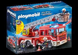 Hasičské auto se žebříkem 9463 Playmobil Playmobil