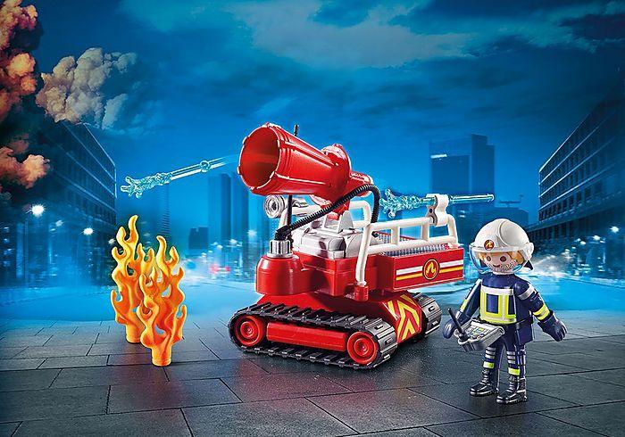 Hasičské robotické vodní dělo 9467 Playmobil Playmobil