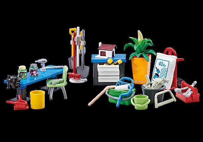 Hobby dílna 9851 Playmobil Playmobil
