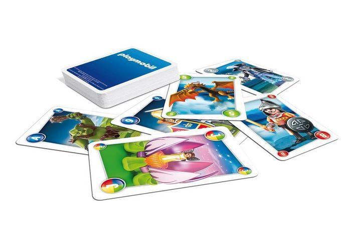 Hrací karty 80096 Playmobil Playmobil