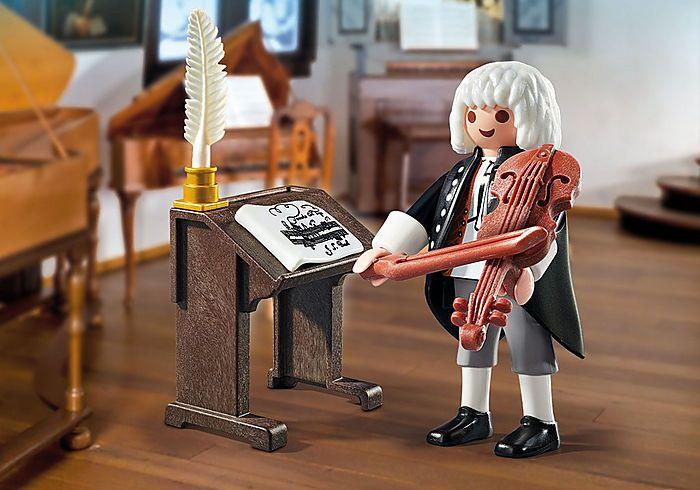 J.S. Bach 70135 Playmobil Playmobil