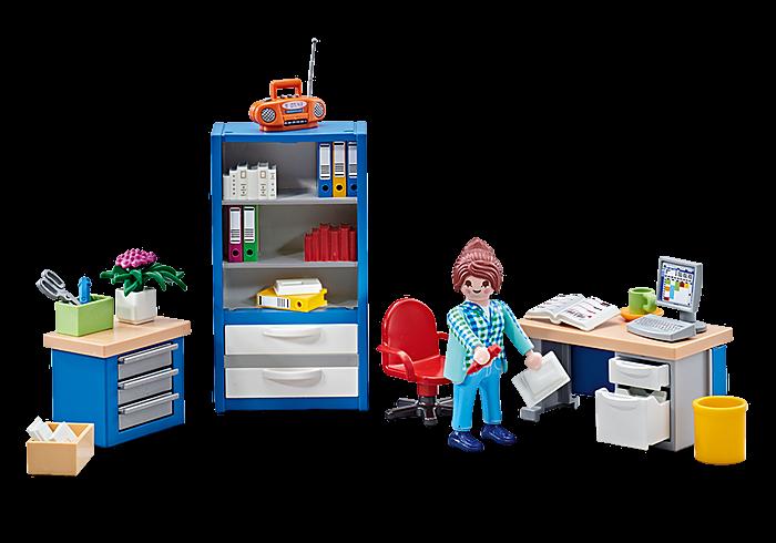 Kancelář 9850 Playmobil Playmobil