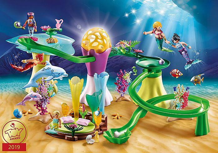 Korálový pavilon 70094 Playmobil Playmobil