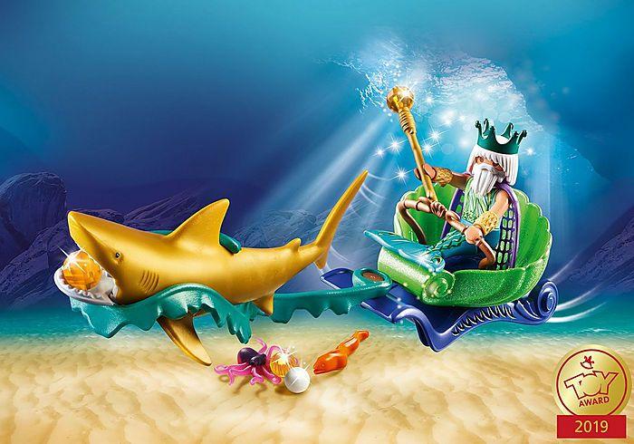 Král moře 70097 Playmobil Playmobil