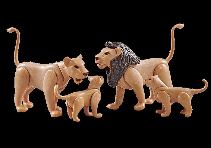 Lví rodina 9834 Playmobil Playmobil
