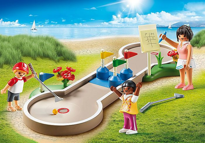 Minigolf 70092 Playmobil Playmobil