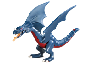 Modrý drak 7480
