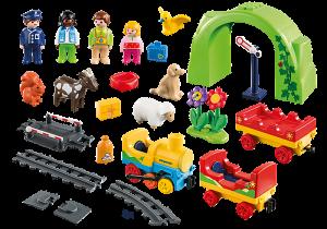 Moje první vláčkodráha (1.2.3) 70179 Playmobil Playmobil