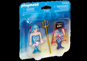 Mořský král a mořská panna 70082 Playmobil Playmobil