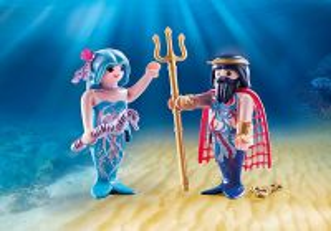 Mořský král a mořská panna 70082
