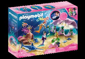 """Noční světlo """"Mušle"""" 70095 Playmobil Playmobil"""