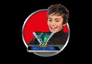 Playmogram 3D Lovec duchů Egon Spengler 9346 Playmobil Playmobil