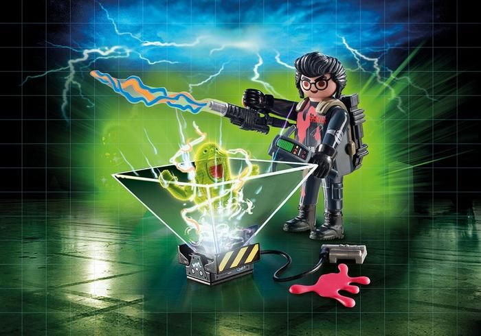 Playmogram 3D Lovec duchů Egon Spengler 9346 Playmobil Playmobil