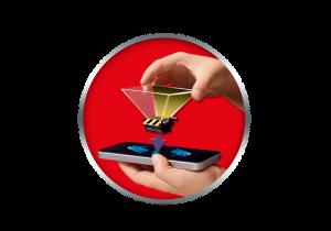 Playmogram 3D Lovec duchů Winston Zeddemore 9349 Playmobil Playmobil