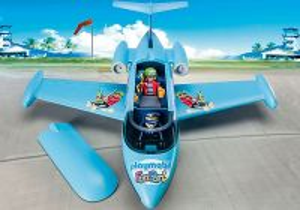 Prázdninové letadlo Fun Park 9366 Playmobil Playmobil