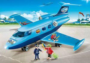 Prázdninové letadlo Fun Park 9366
