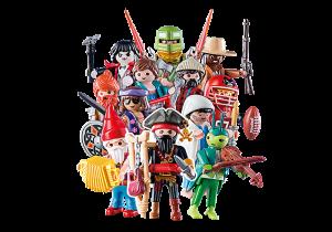 Překvapení pro kluky (15) 70025 Playmobil Playmobil