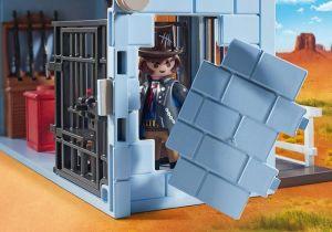 Přenosné westernové městečko 70012 Playmobil Playmobil