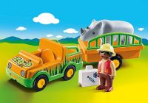 Převoz nosorožce (1.2.3) 70182