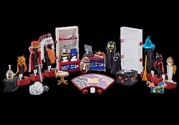 Půjčovna kostýmů 9847 Playmobil Playmobil