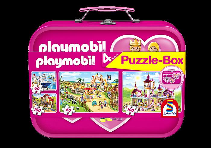 Puzzle box 80013 Playmobil Playmobil