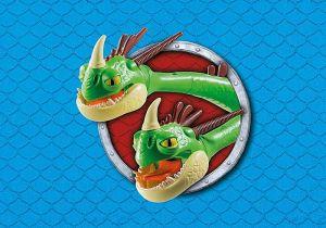 Rafana a Ťafan s Krkounem a Plivounem 9458 Playmobil Playmobil