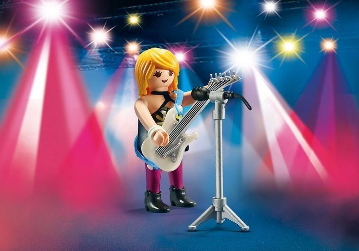 Rocková hvězda 70031 Playmobil Playmobil