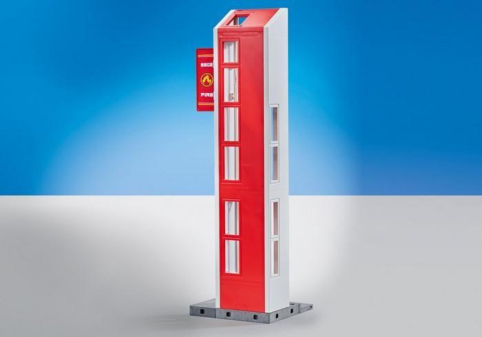 Rozšíření věže 9802 Playmobil Playmobil