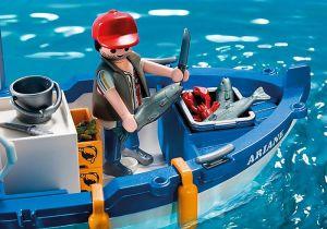 Rybářská loď 5131 Playmobil Playmobil