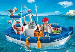 Rybářská loď 5131
