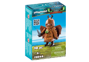 Rybinoha v létacím plášti 70044 Playmobil Playmobil