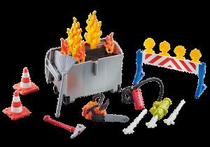 Sada příslušenství 9804 Playmobil Playmobil