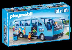 Školní autobus Fun Park 9117 Playmobil Playmobil