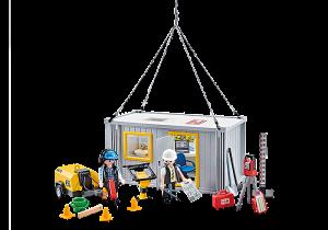 Stavební buňka 9843