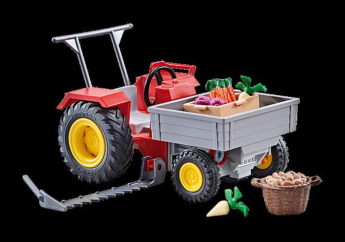 Traktor s žací lištou 9831 Playmobil Playmobil