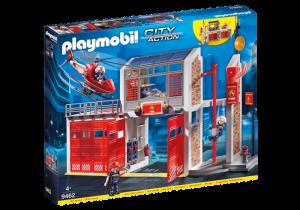 Velká požární stanice 9462 Playmobil Playmobil