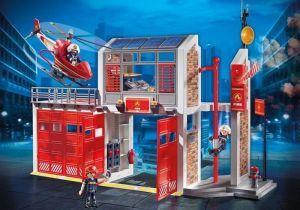 Velká požární stanice 9462