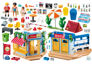 Velký kemp 70087 Playmobil Playmobil