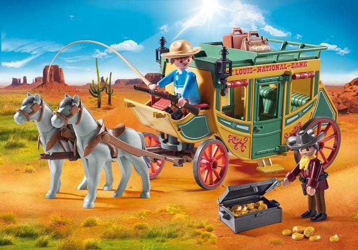 Western kočár 70013 Playmobil Playmobil